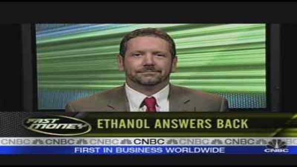 Surprise Friday: Ethanol