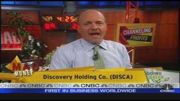 Cramer on Channeling Profits