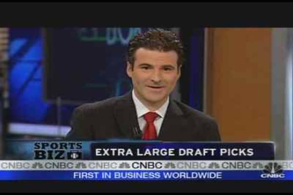Extra Large Draft Picks