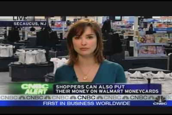 Wal-Mart's Stimulus Plan