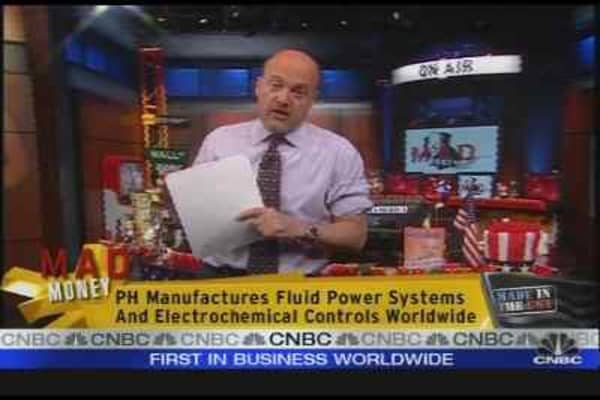 Bullish on Manufacturing