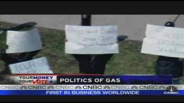 Harwood on Gas Tax Holiday