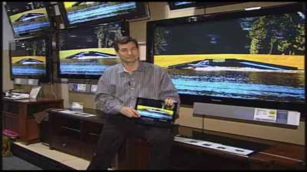 Tech Call Web Extra: OLED TV