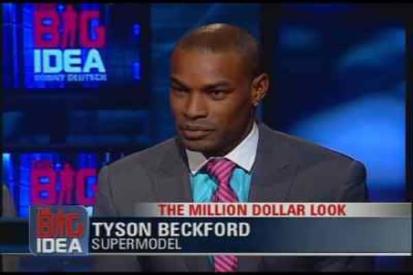 Tyson Beckford's Million Dollar Look