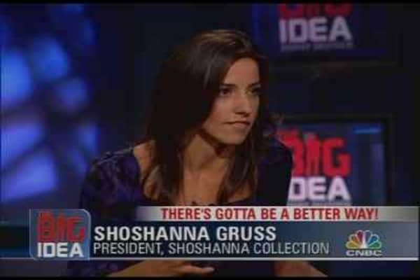 Shoshanna Gruss' Original Big Idea Interview