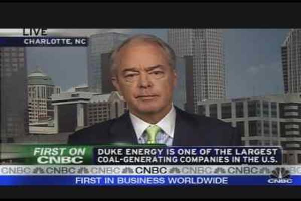 Duke Energy Earnings