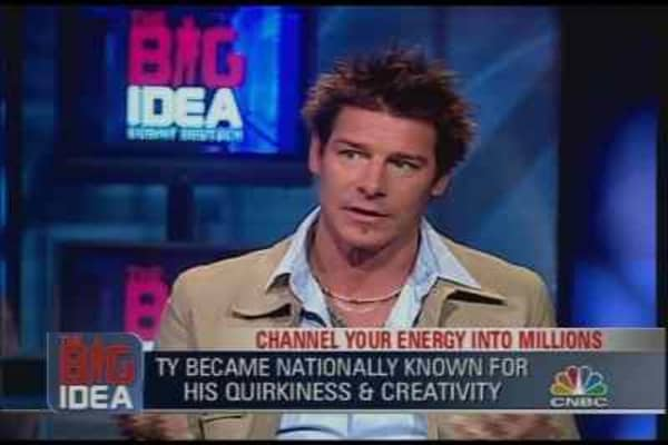 Quote of The Day: Ty Pennington