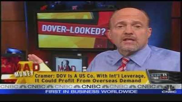 Cramer Eyes Dover