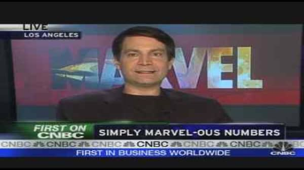 Simply Marvel-ous Numbers