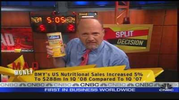 Cramer: Bristol-Myers a Buy