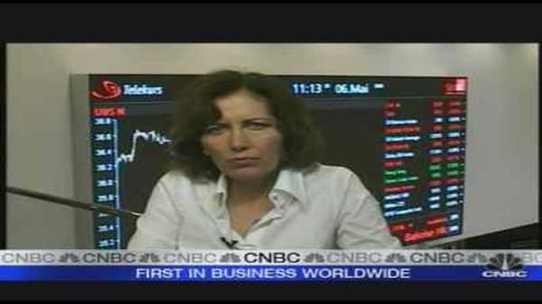 UBS to Cut 5,500 Jobs