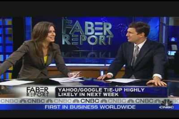 Faber Report: MSFT-Yahoo