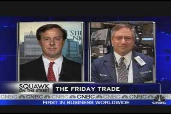 The Friday Trade