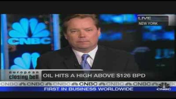 A Bumper Week for Oil