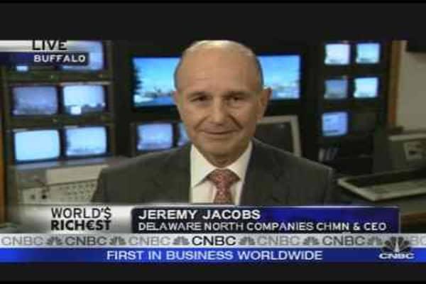 Billionaire Summit: Jeremy Jacobs