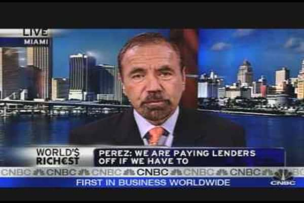 Billionaire Summit: Jorge Perez
