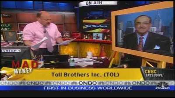 TOL CEO On Earnings