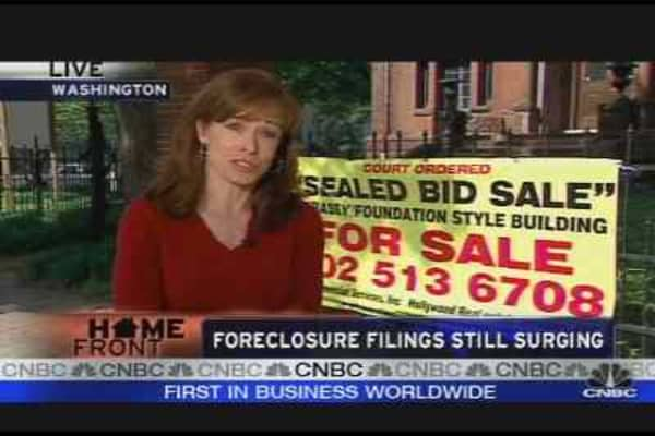 Realty Check: Foreclosure Data