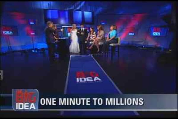 One Minute To Millions: The Original Runner Co.