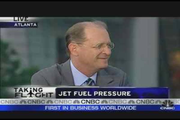 Delta CEO