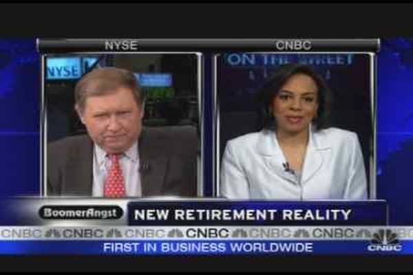 New Retirement Reality