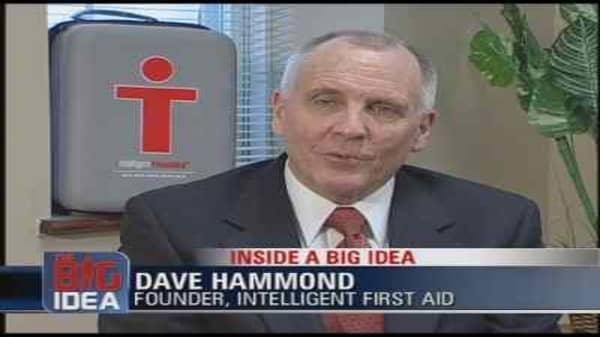 Inside a Big Idea: Intelligent First Aid
