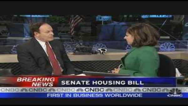 Sen. Shelby on Housing