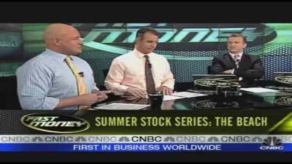 Summer Stock Series: Beach