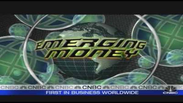 Emerging Money: Up For '08