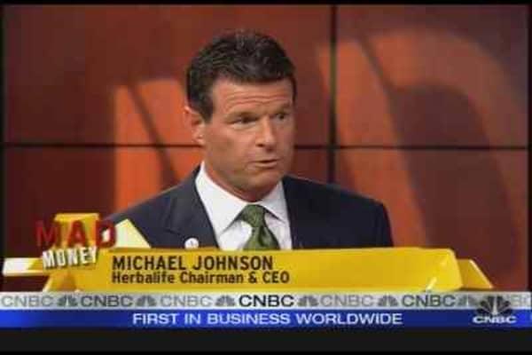 HLF CEO Talks Business