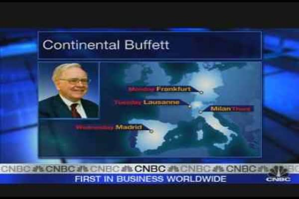 Buffett Report