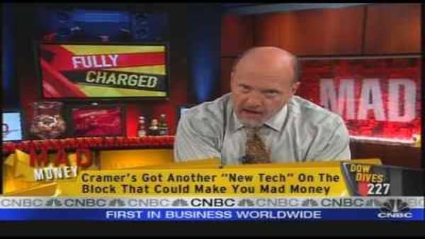 Cramer's Fully Charged