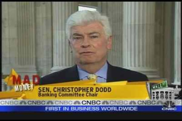Sen. Dodd on Housing