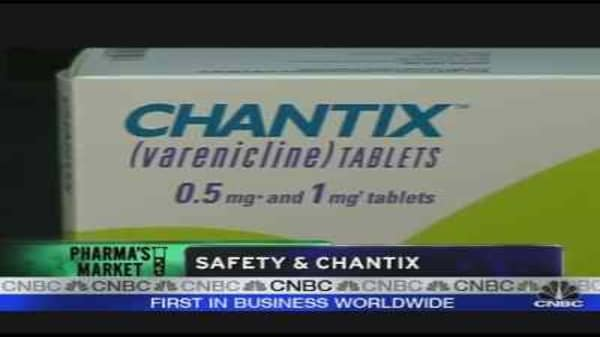 Taking Chances With Chantix