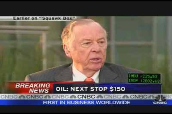 Low Down on High Oil Prices