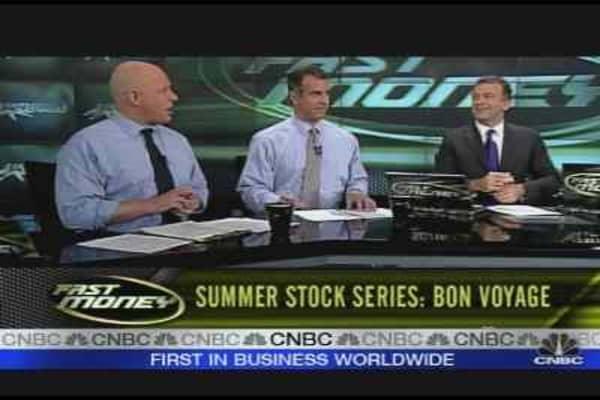 Summer Series: Bon Voyage