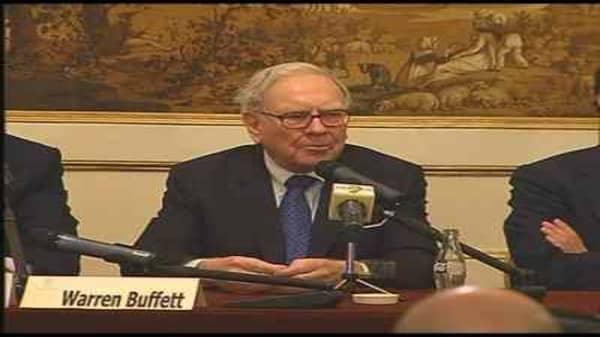 Buffett in Milan, Pt. 1