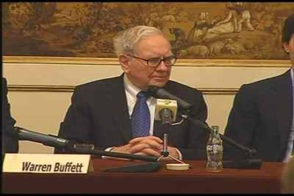 Buffett in Milan, Pt. 3