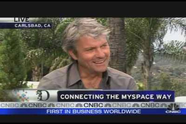 Connecting the MySpace Way
