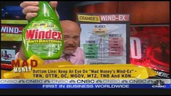 Cramer's Windex