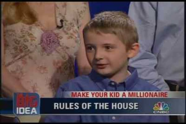 Troy Dunn's Rules of The House