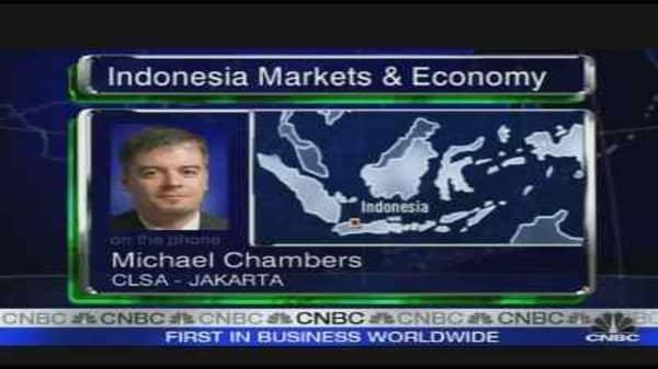 Indonesia Quits OPEC