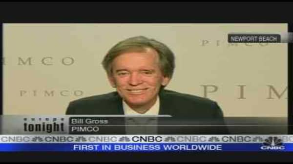 Bill Gross on Inflation