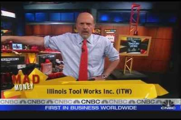 Cramer's Tool Time
