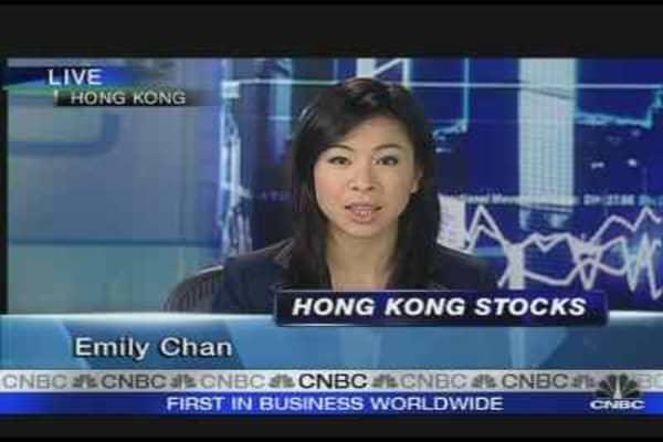 Upbeat on HK Property Market