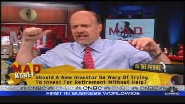 Cramer's Plan Of Action
