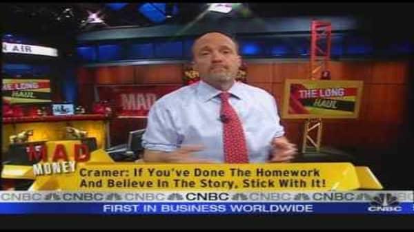 Cramer's Long Haul