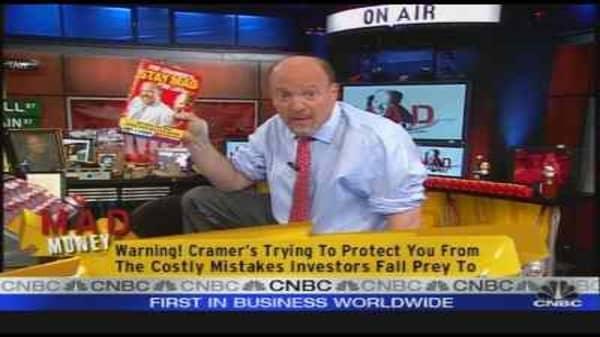 Cramer Talks Single-Digit Stocks