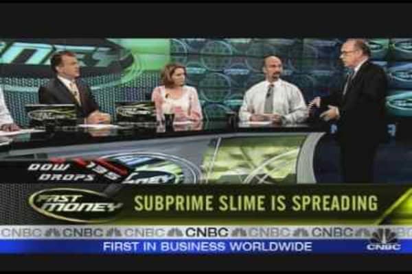 Subprime Slime Spreads