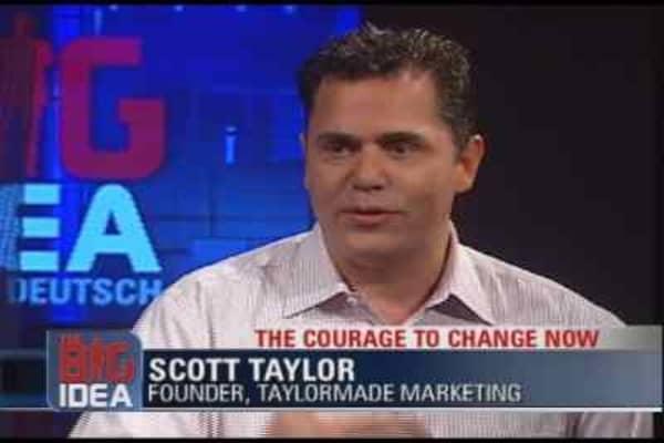 Web Extra: Scott Taylor